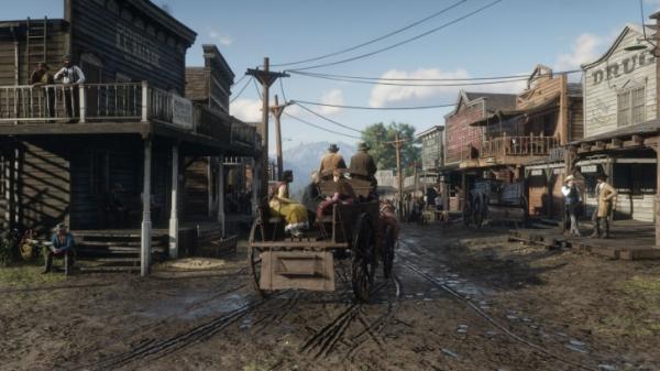 Ещё больше скриншотов из Red Dead Redemption 2 для PC и первые впечатления прессы5