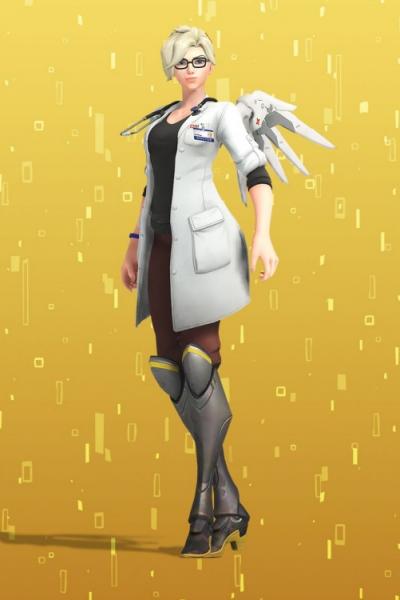 Photo of Новый рассказ по Overwatch посвящён Ангел