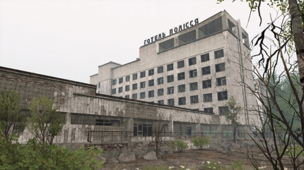 Симулятор покорения бездорожья Spintires получит DLC с Чернобылем0