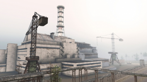 Симулятор покорения бездорожья Spintires получит DLC с Чернобылем4