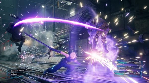 Свежие скриншоты из ремейка Final Fantasy VII. В игре появятся новые боссы5