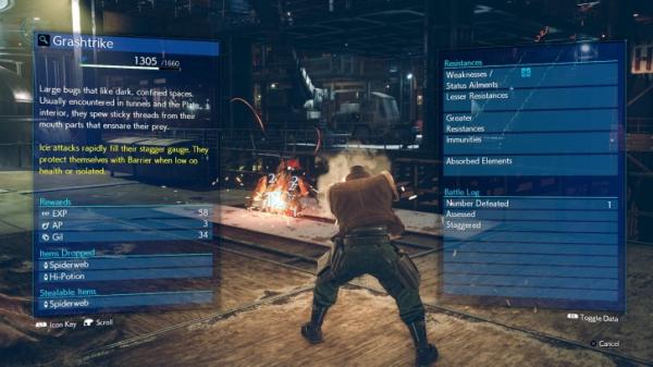 Свежие скриншоты из ремейка Final Fantasy VII. В игре появятся новые боссы1