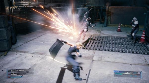 Свежие скриншоты из ремейка Final Fantasy VII. В игре появятся новые боссы6