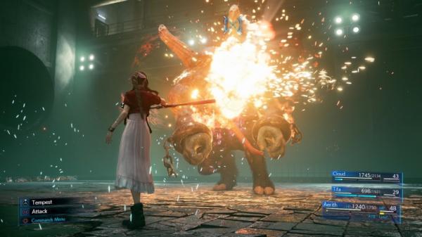 Свежие скриншоты из ремейка Final Fantasy VII. В игре появятся новые боссы18