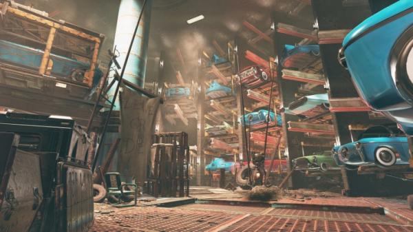 Свежие скриншоты из Wastelanders — апдейта с диалогами для Fallout 762