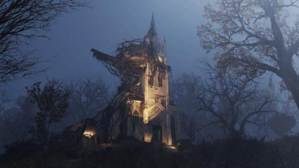 Свежие скриншоты из Wastelanders — апдейта с диалогами для Fallout 760