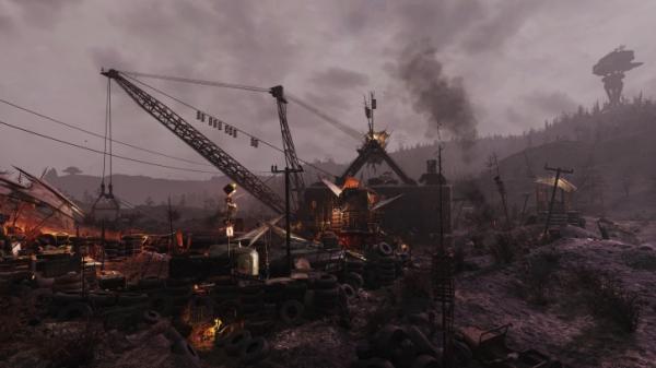 Свежие скриншоты из Wastelanders — апдейта с диалогами для Fallout 761