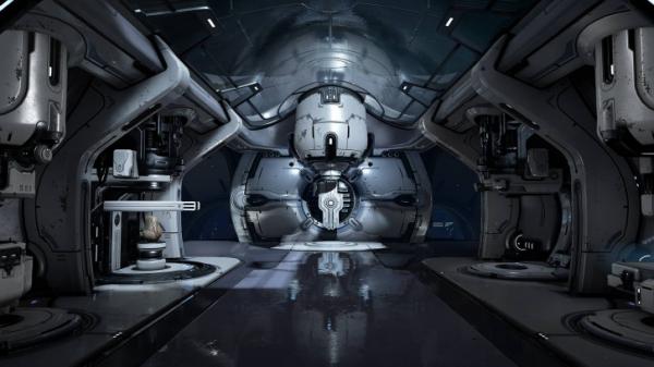Теперь в Warframe можно построить свой космический истребитель для «Эмпирея»2