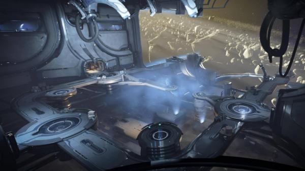 Теперь в Warframe можно построить свой космический истребитель для «Эмпирея»1
