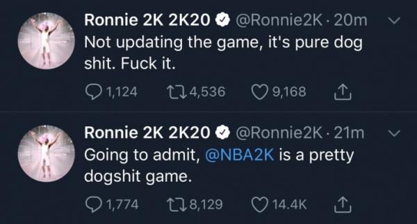 У 2K Games взломали соцсети — от имени компании постили похабщину и оскорбления0