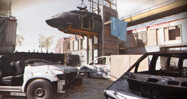 В файлах Call of Duty: Modern Warfare упомянуты 38 новых мультиплеерных карт5