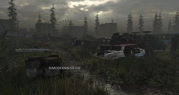 В файлах Call of Duty: Modern Warfare упомянуты 38 новых мультиплеерных карт0