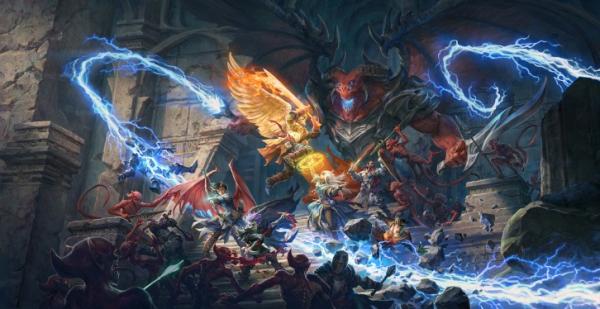 Авторы классической RPG Pathfinder: Kingmaker работают над сиквелом — Pathfinder: Wrath of the Righteous0