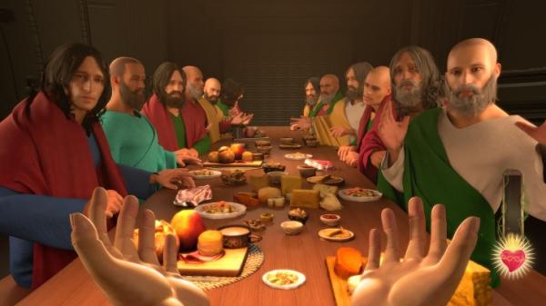 Photo of I am Jesus Christ — реалистичный симулятор Иисуса с открытым миром и схваткой с Сатаной