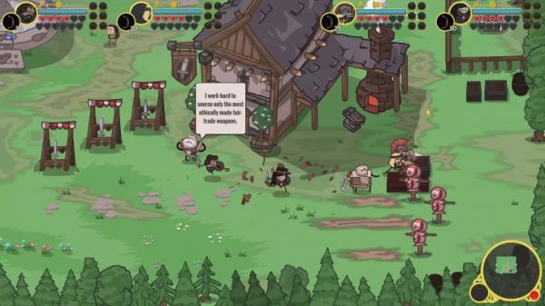 Photo of Мультяшный экшен Conan Chop Chop выйдет на PC и консолях 25 февраля