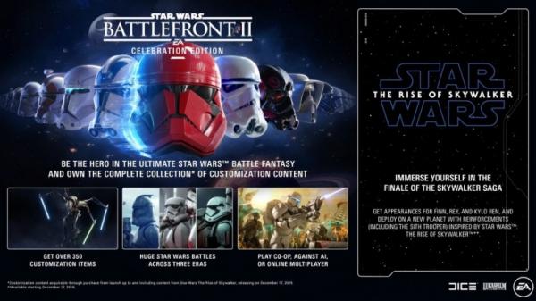 Photo of Star Wars Battlefront II: анонс праздничного издания и подробности о грядущих новинках