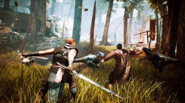 Photo of THQ Nordic запускает в Steam демо ремейка «Готики». Судьба игры зависит от отзывов сообщества