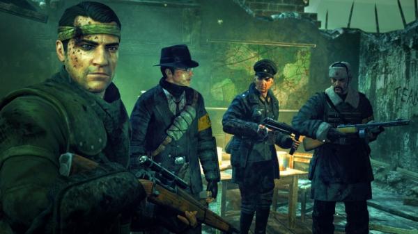 Photo of Zombie Army Trilogy появится на Nintendo Switch в начале 2020-го