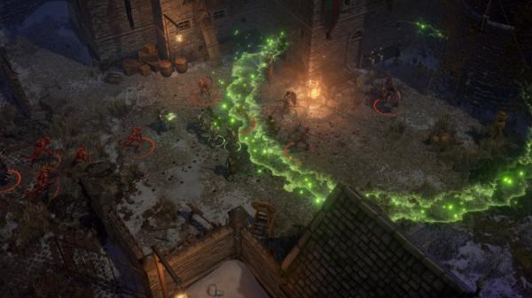 Photo of Создатели сиквела Pathfinder: Kingmaker отправятся на Kickstarter. Смотрите первые скриншоты из игры