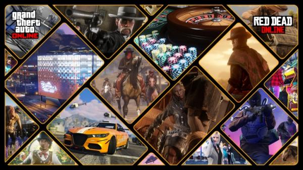 Photo of В праздники GTA Online и Red Dead Online побили рекорды посещаемости. Игроков ждут подарки и новые апдейты