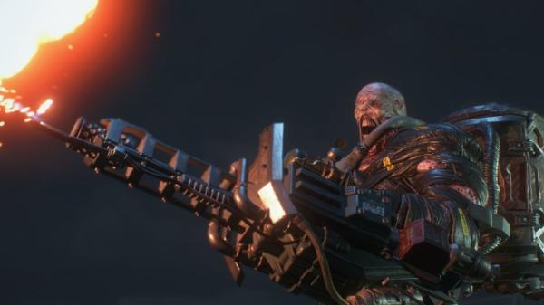 Photo of После Немезиды Мистер Икс кажется слабаком — критики о Resident Evil 3