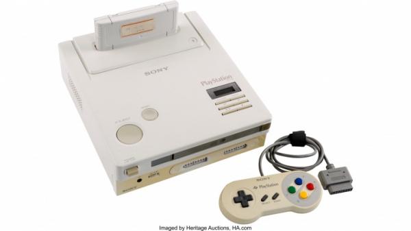 Photo of Последняя копия отменённой консоли Nintendo и Sony может стать самым дорогим игровым предметом в истории