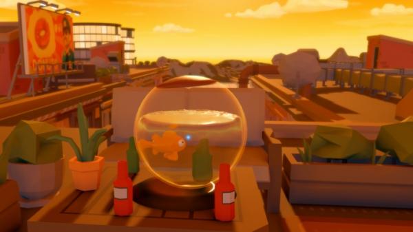 Photo of Создатели симулятора хлеба запустили в производство I Am Fish — игру про сухопутное приключение рыбки
