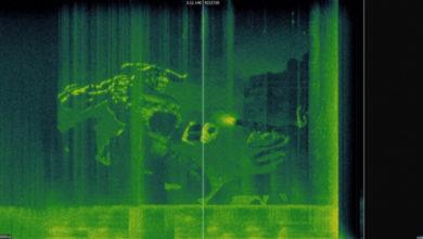 Photo of В спектограмме саундтрека DOOM Eternal тоже спрятано несколько пасхалок