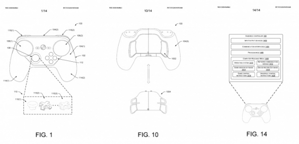 Photo of Valve запатентовала контроллер, который игроки могут изменять по своему усмотрению
