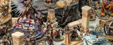 Photo of Frontier занялась RTS по Warhammer: Age of Sigmar и отложила новую эру Elite Dangerous