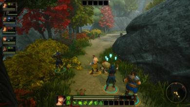 Photo of Геймплей The Waylanders — RPG про кельтов в духе классики BioWare