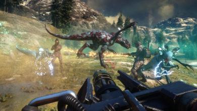 Photo of Трое против полчищ динозавров — анонс кооперативного шутера Second Extinction